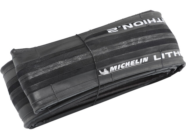 "Michelin Lithion2 Tyre 28"" folding grey"